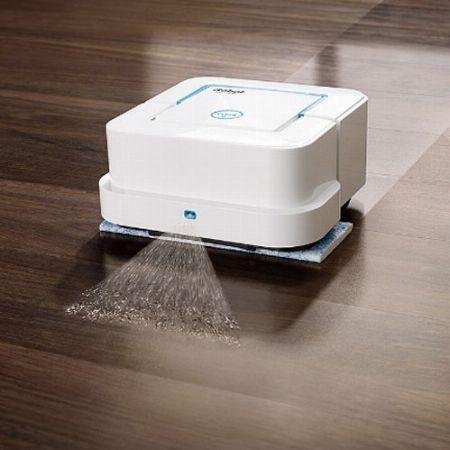 水拭き機能付きのロボット掃除機が増加