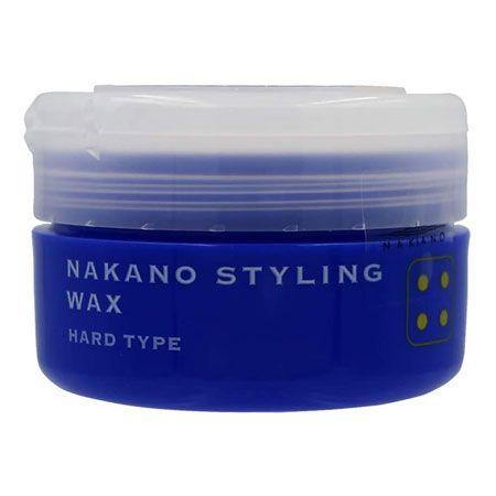 ナカノ スタイリング ワックス 4 ハード