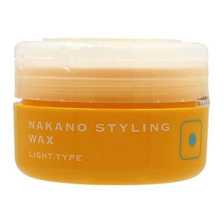 ナカノ スタイリング ワックス 1 ライトタイプ