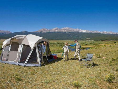 初心者から上級者まで。『コールマン』のテントはなぜ圧倒的人気なのか?