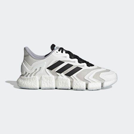 ▼シリーズ5:靴内の快適に保つ「クライマクール ベント」