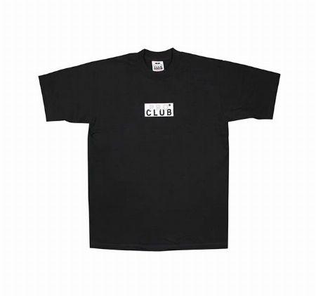 6.5オンス ボックスロゴ ワッペンTシャツ