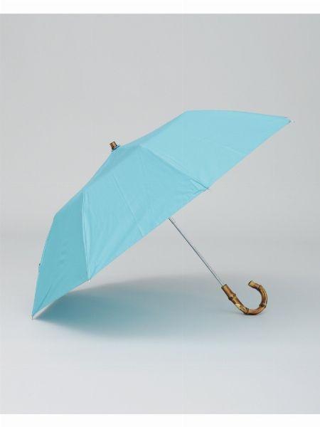 『トラディショナルウェザーウェア』折りたたみ傘 バンブー