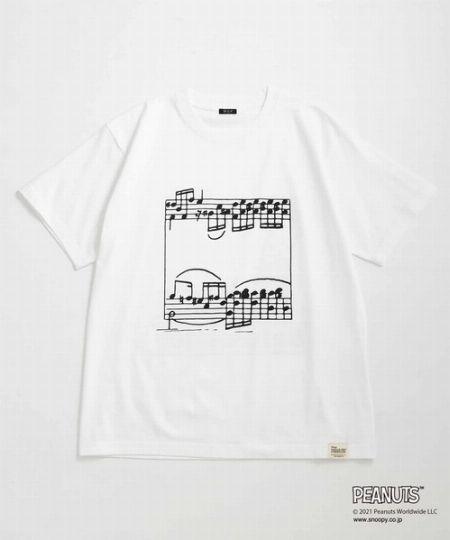 『ピーナッツ』×『ワイルドライフテーラー』ピアノT