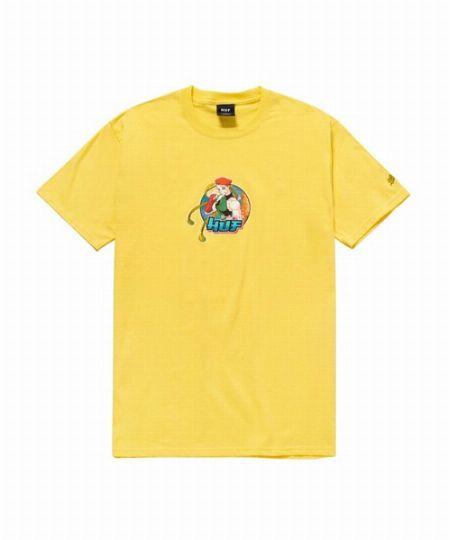 『ハフ』ストリートファイター コラボ Tシャツ