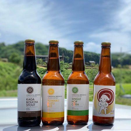 まずは地ビールの産地からチョイス!