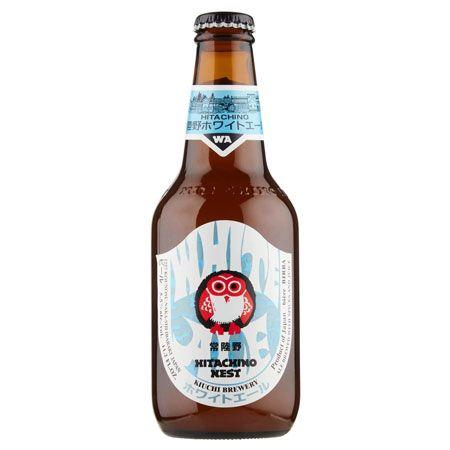 『木内酒造』常陸野ネストビール ホワイトエール