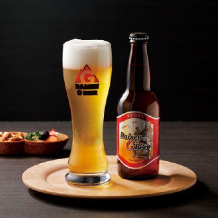 『大山Gビール』ヴァイツェン
