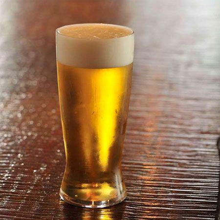仕事後の1杯として愛される「ラガービール」