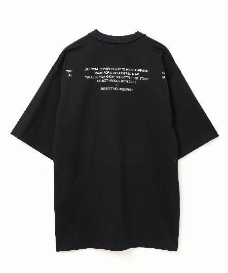 ライオットヒル AUTOMNE/HIVER Tシャツ