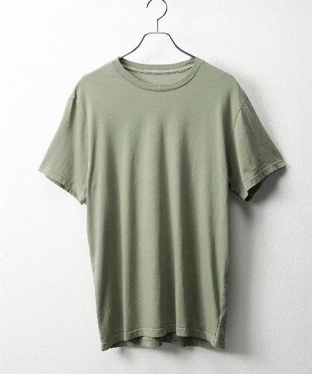 『ビームス』ルーズ フェード Tシャツ