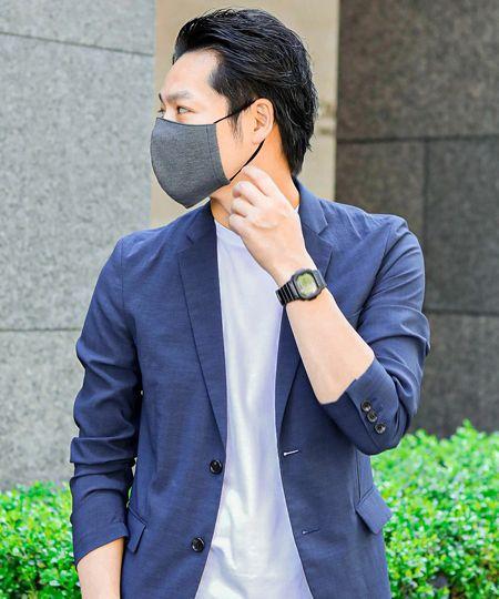 熱中症のリスクが高まる時期だから、備えるべきは涼しい夏用マスク