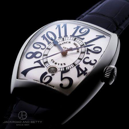 唯一無二の個性。『フランク ミュラー』の腕時計を選ぶという意味
