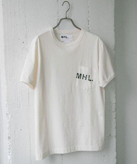 シンプルなコーデ作りに必要なピース。『MHL.』のTシャツをワードローブに 2枚目の画像