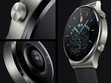 ▼モデル1:贅沢な素材の中に、圧倒的多機能を秘めた「HUAWEI Watch GT 2 Pro」 2枚目の画像