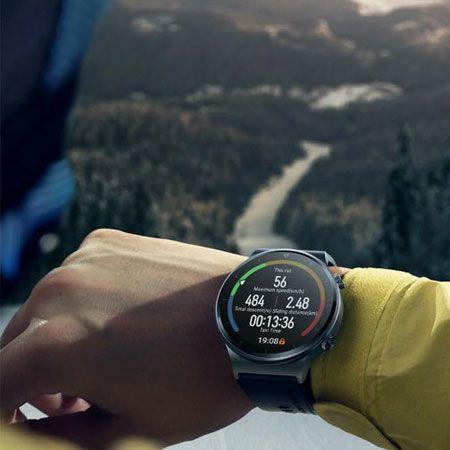 ▼モデル1:贅沢な素材の中に、圧倒的多機能を秘めた「HUAWEI Watch GT 2 Pro」 4枚目の画像