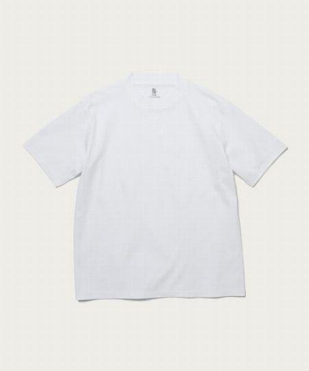 『バトナー』別注 モックネック パック Tシャツ