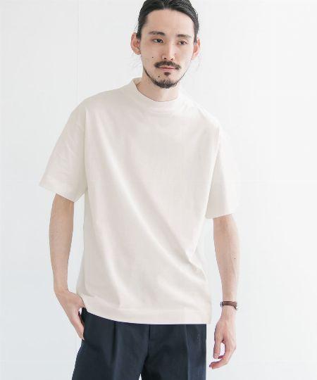 『アーバンリサーチ』TECHモックTシャツ