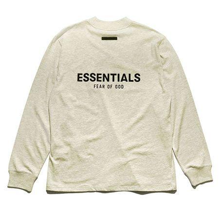 バックロゴ LS Tシャツ