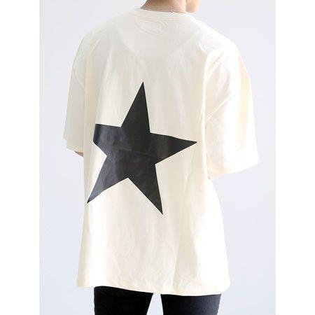 コンプレックス スターTシャツ