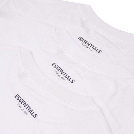 3パックTシャツ