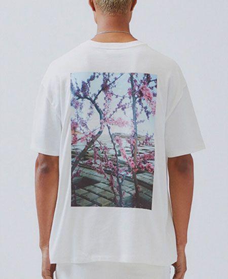 ボクシーフォトシリーズTシャツ