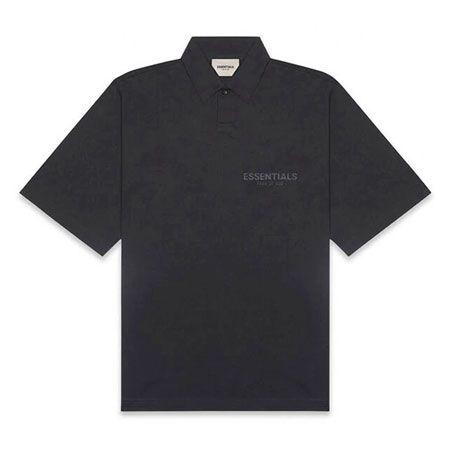 ワンポイントロゴ ポロシャツ