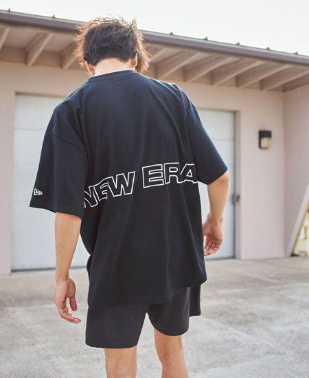 ビッグシルエット半袖Tシャツ