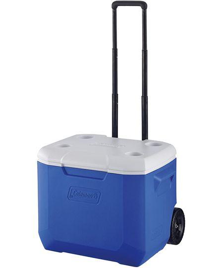 ホイールクーラー 60QT ブルー/ホワイト