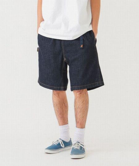 『スティーブンアラン』10オンスデニム 5ポケットバギーショートパンツ