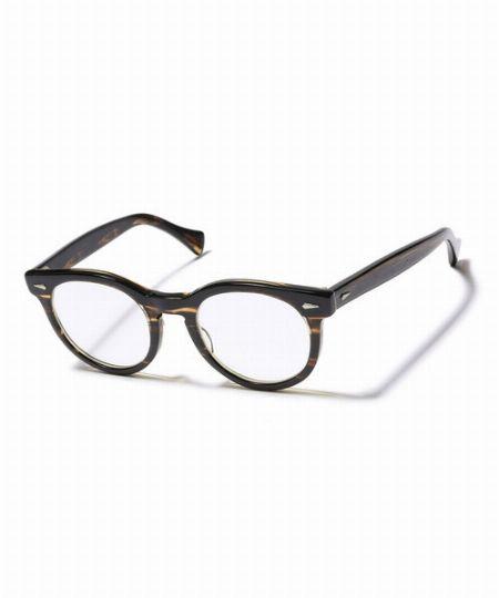 メタルフレームメガネとセルフレームメガネの違いを確認 2枚目の画像