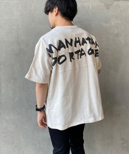『マンハッタンポーテージ』バックプリントTシャツ