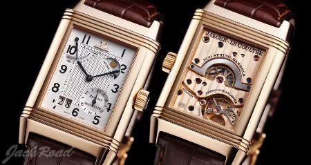 180年以上の歴史。時計ツウの評価が絶大な『ジャガー・ルクルト』