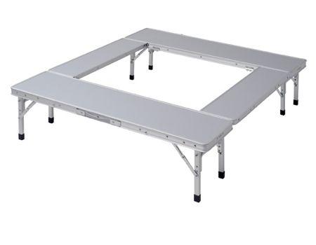 『キャンパーズコレクション』ファイヤープレイステーブル