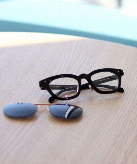手持ちのメガネがサングラスに早変わり。クリップオンを使ってみない?