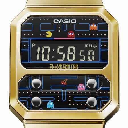 """カシオの名作×パックマン! 単なる遊びに終わらない、本気の""""アソビ時計""""が登場 3枚目の画像"""