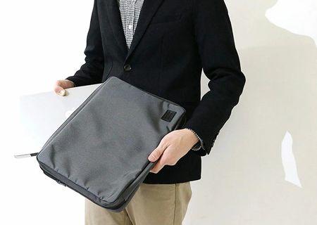 PCさえあればどこでも仕事ができる今、PCバッグは必須です
