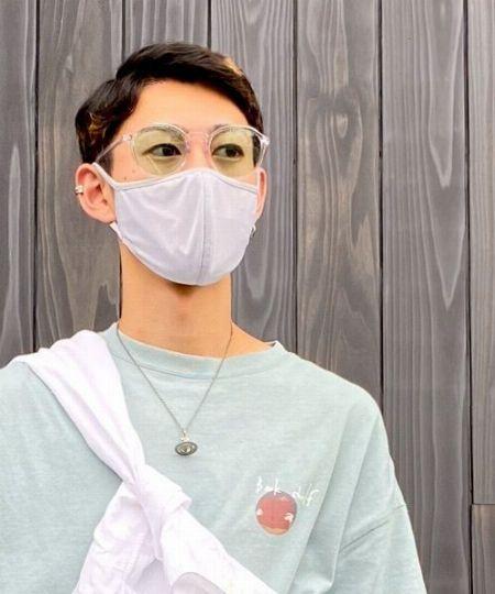 不審者っぽくなってない!? マスクとサングラスのセット使いには注意が必要です
