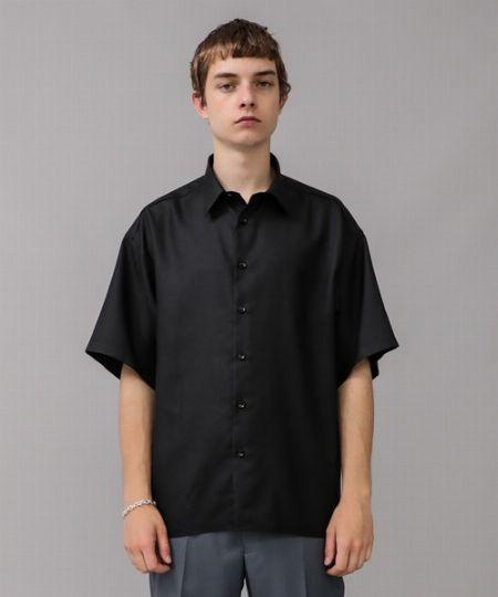 『ビスポークトウキョウ』ドライシステム ショートスリーブシャツ
