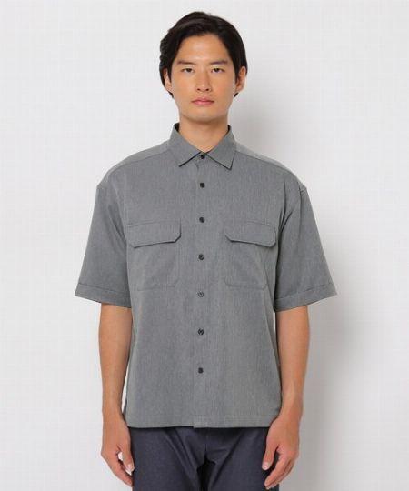 『ザ ショップ ティーケー』クールファイバー半袖シャツ
