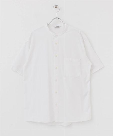 『アーバンリサーチ ドアーズ』コンフォートバンドカラーシャツ