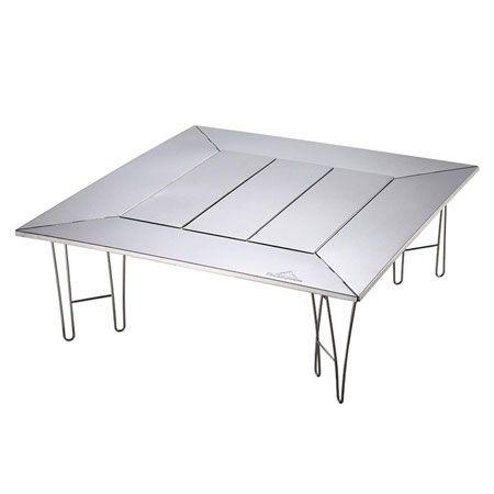 『キャンピングムーン』マルチ ファイアープレイステーブル