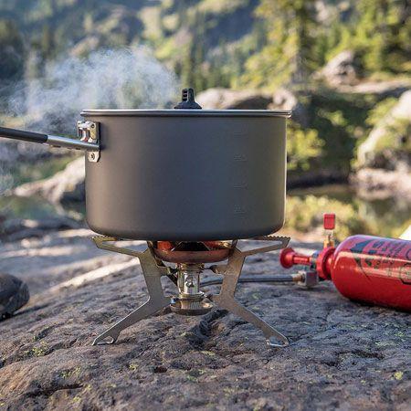 安定感と大火力で調理がはかどるのは「分離型」
