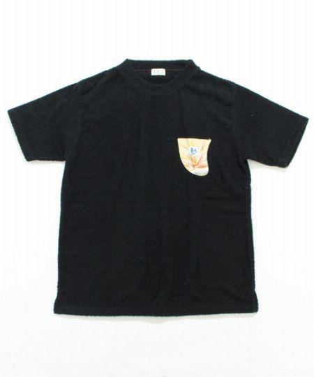 コンフォータブル パイル アロハ ポケットTシャツ