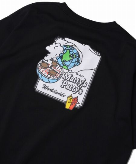 『フリークスストア』別注 バックプリントTシャツ