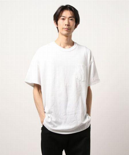 『ギルダン』6オンス ウルトラコットン ポケットTシャツ/1,969円(税込)