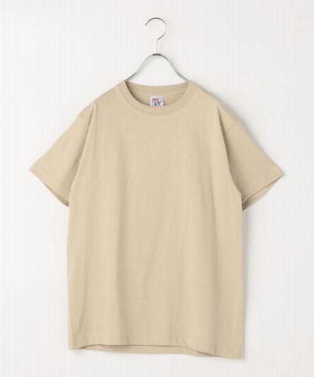 『クロスアンドステッチ』6.2オンス オープンエンド Tシャツ/990円(税込)