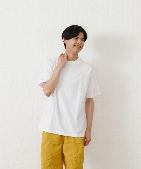 『アウトドアプロダクツ』ヘビーウェイト パックTシャツ/1,650円(税込)