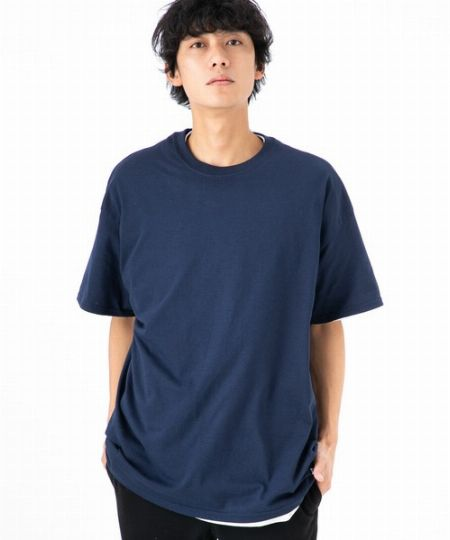 『ニューエラ』クルーネック Tシャツ/1,870円(税込)