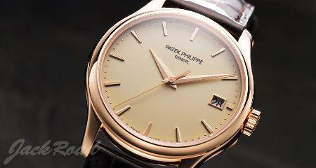 成金趣味……なんて昔の話。ゴールド時計を取り入れてワンランク上の大人に